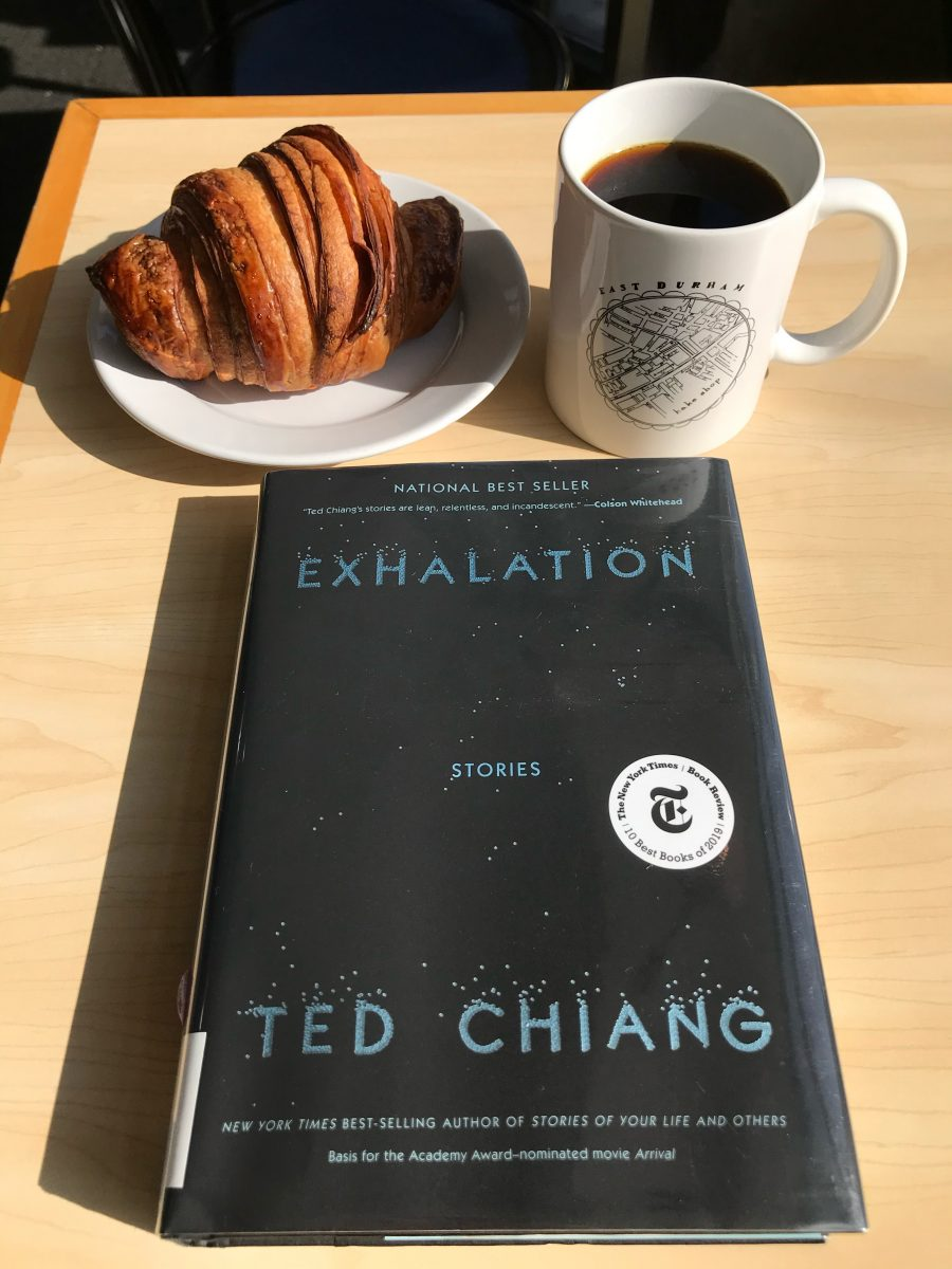 Books I Read Last Month – March 2020