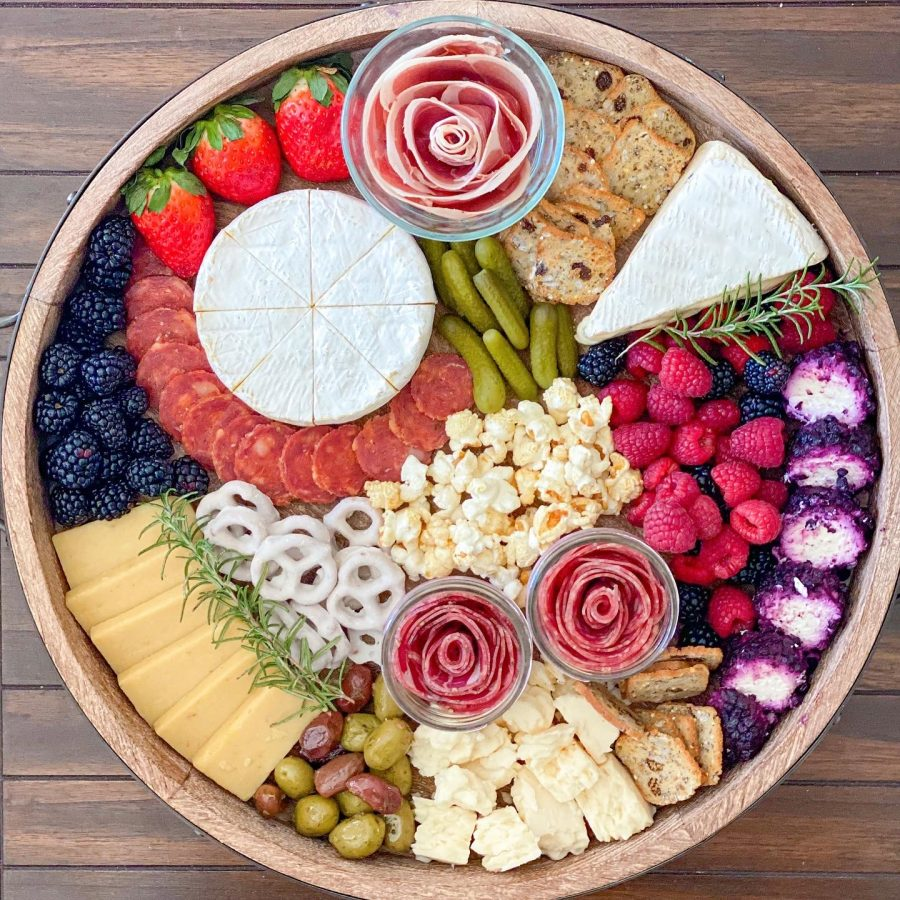 My Favorite Cheese Board Things