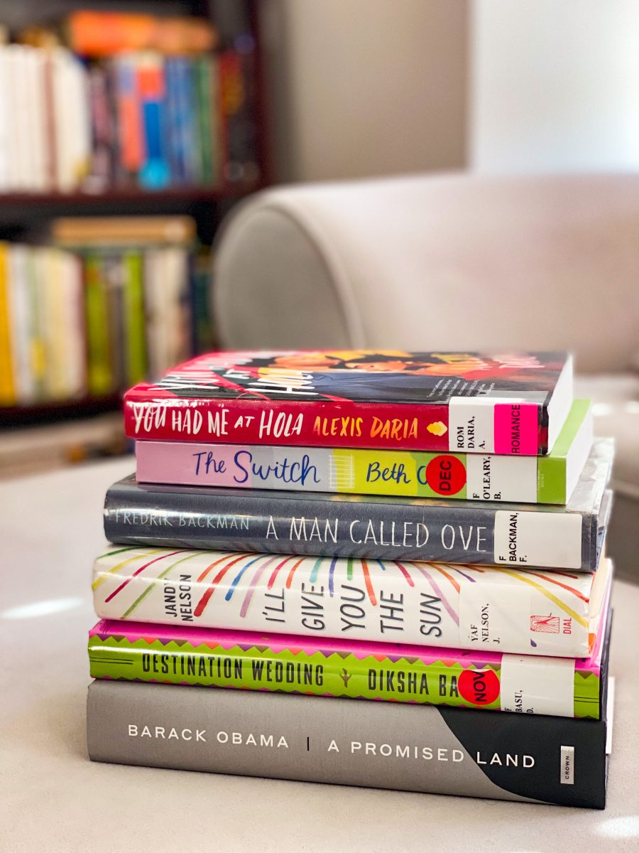 What I Read in January 2021