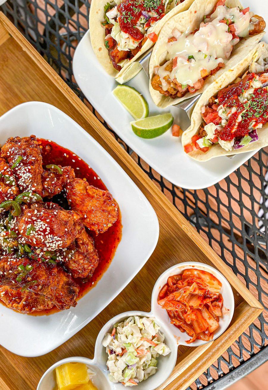 Park's Food St. – Durham's Korean Food Hall