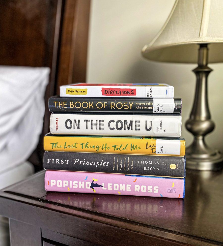 What I Read in August 2021